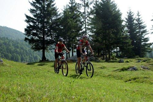 Spa Dobrna mountainbike