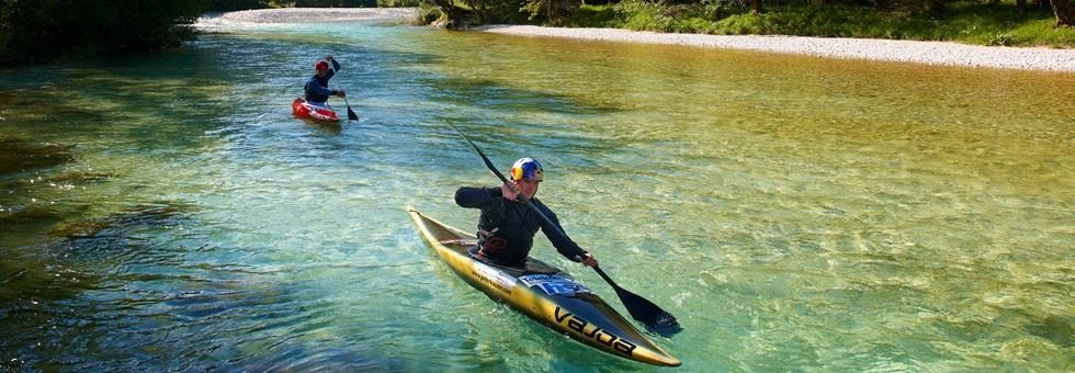 Csúcs vadvizi élmények szlovén folyókon