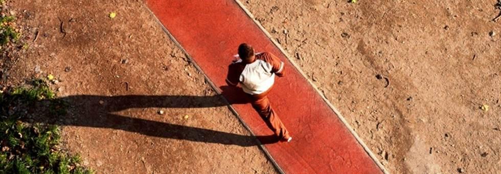 A margitszigeti futókör felújítása