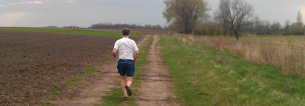 382 km futópark a Fertő tónál!