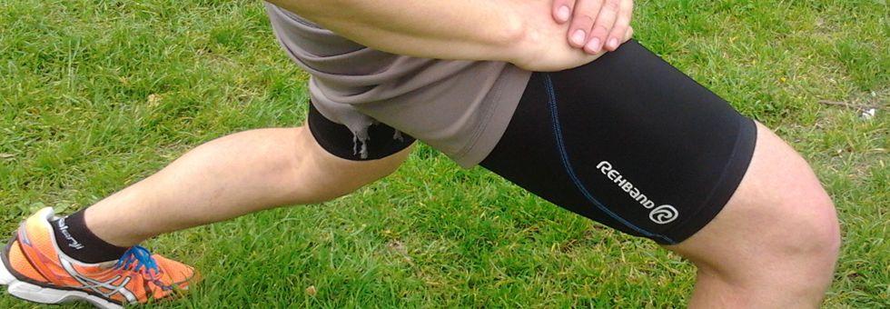 Rehband Kompressziós nadrág teszt