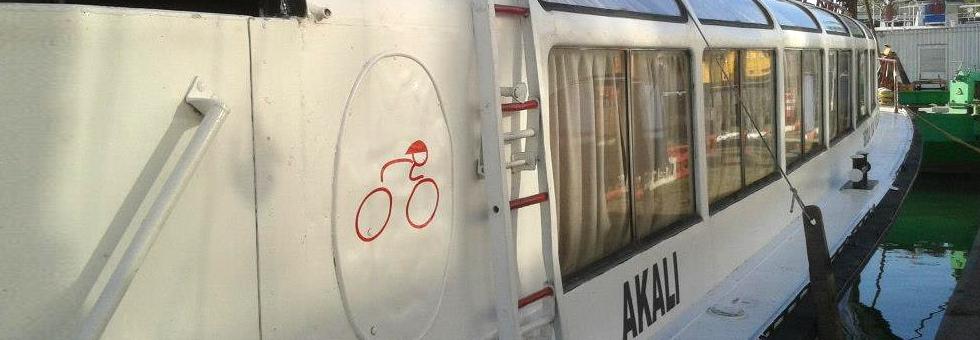 Újra indul hétvégenként a kerékpáros hajójárat a Balatonon!