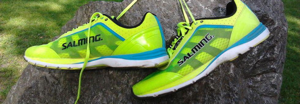 Salming Distance futócipő teszt