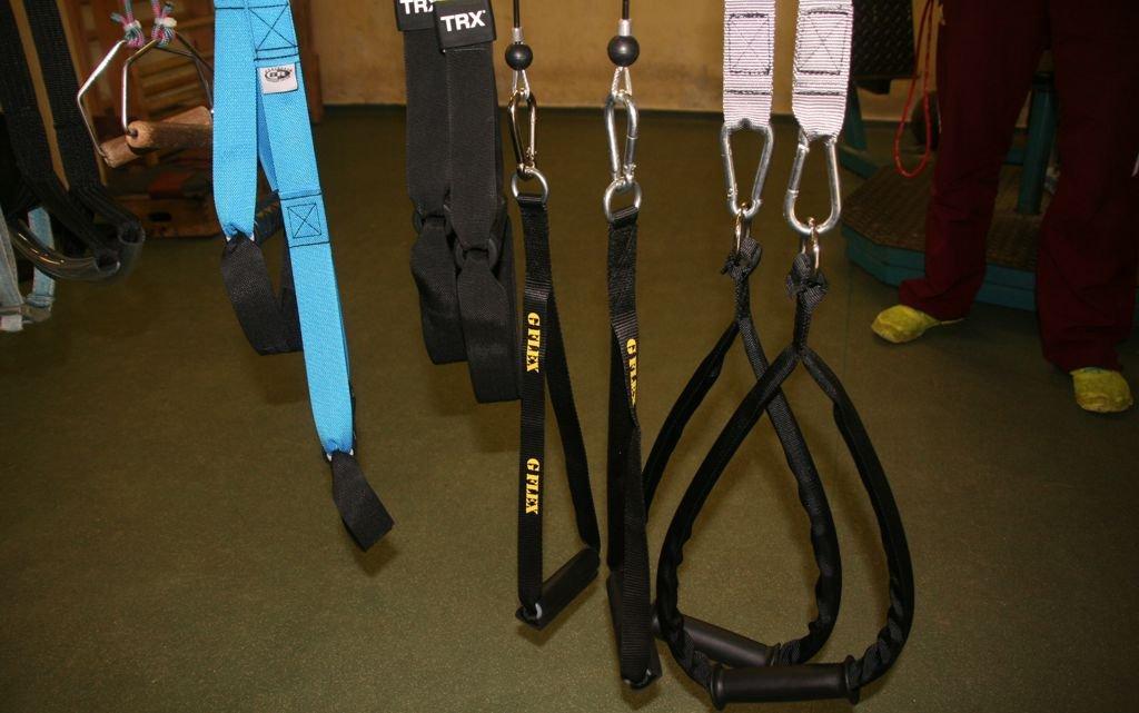 Body Rope, TRX, G-Flex, Grip:60