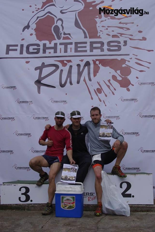 Fighter's Run 2014