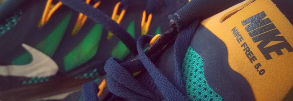 Nike free 5.0 futócipő teszt