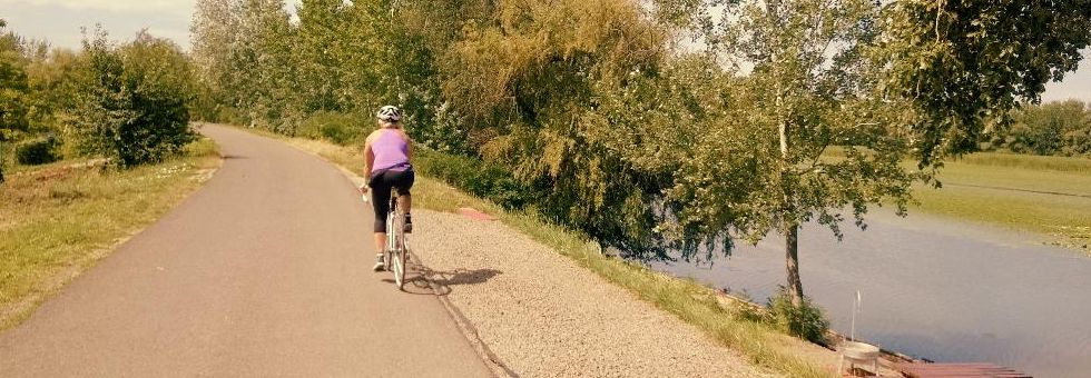 Az új kedvenc: Tisza-tó bringával