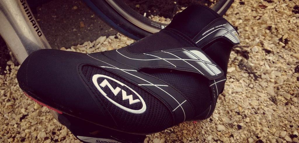 Northwave Fahrenheit téli kerékpáros cipő SPD SL