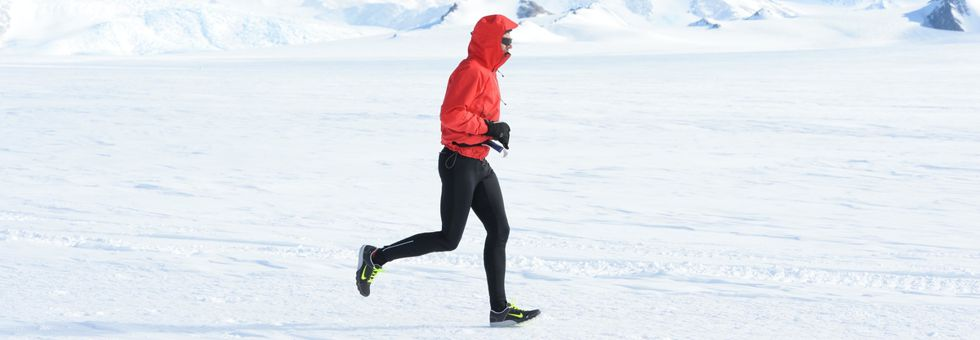 Interjú az Antarktisz maraton bronzérmesével