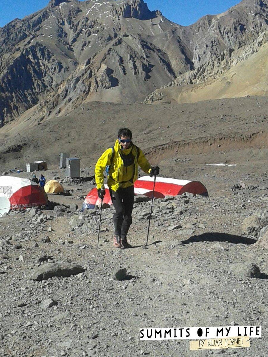 Útban a hegyre - az első kísérlet