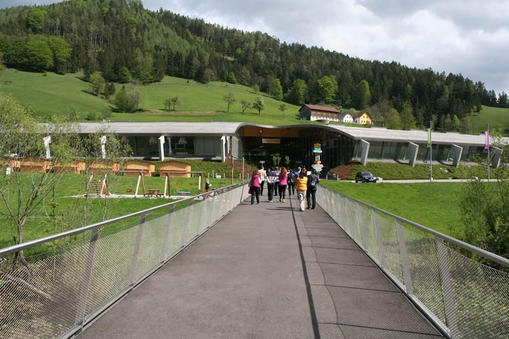 Frankenfels-Laubenbachmühle tartományi kiállítás