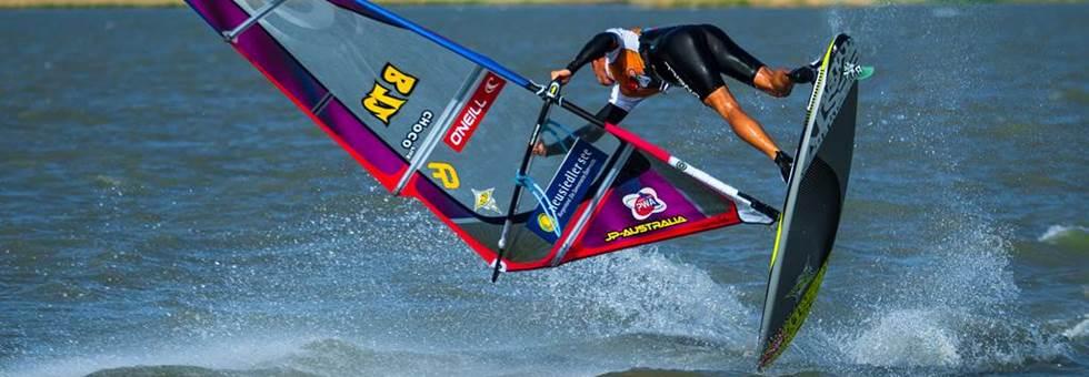 Őrületes vízi sportok Burgenlandban