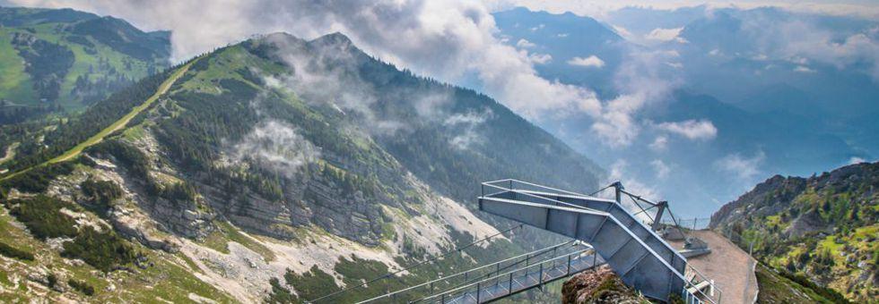 Mennyei kilátások: 360º Skytour Hochkar
