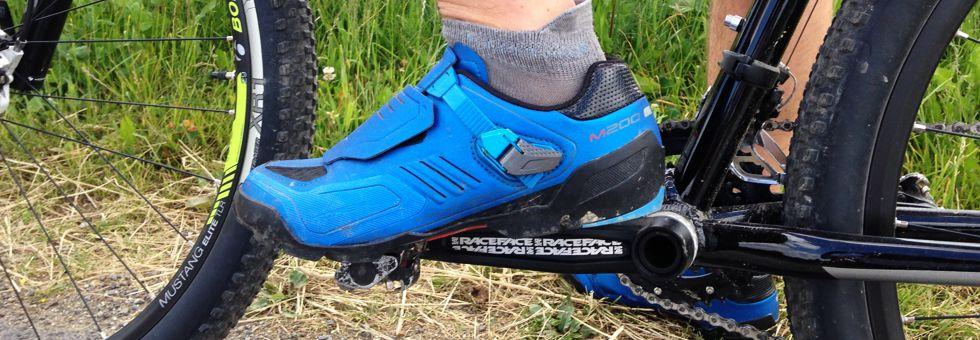 Shimano M200 jubileumi MTB cipő