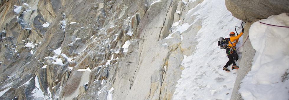 Ueli Steck: A téli mászáshoz én gyenge vagyok