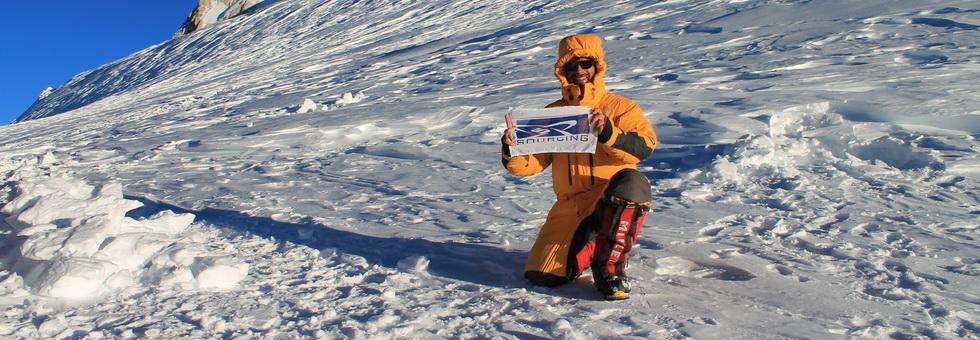 Klein Dávid: A hegymászást nem kilóra mérik