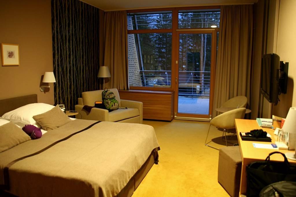 Otthonos szoba a Hotel Špikben