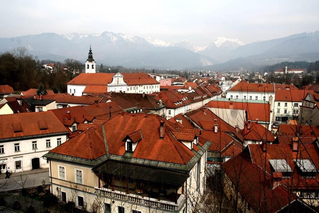 Kamnik tündéri városa