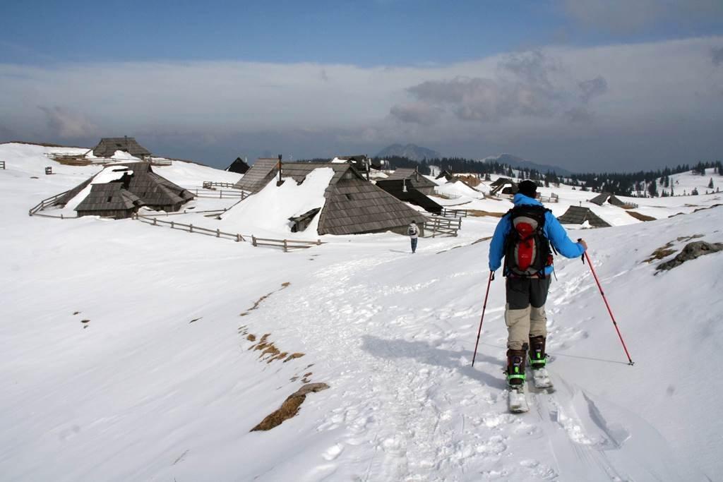 A pásztorházak a nyári hónapokban még mindig aktívak