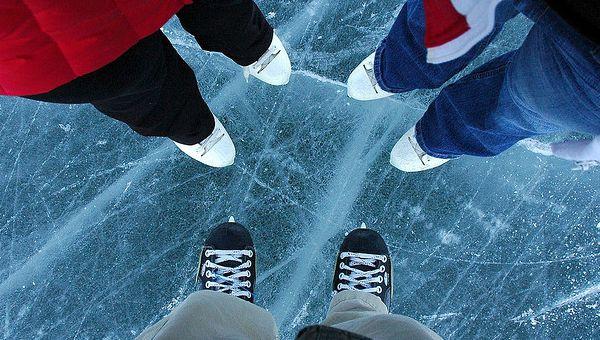 Ingyenes jégkorcsolya oktatás