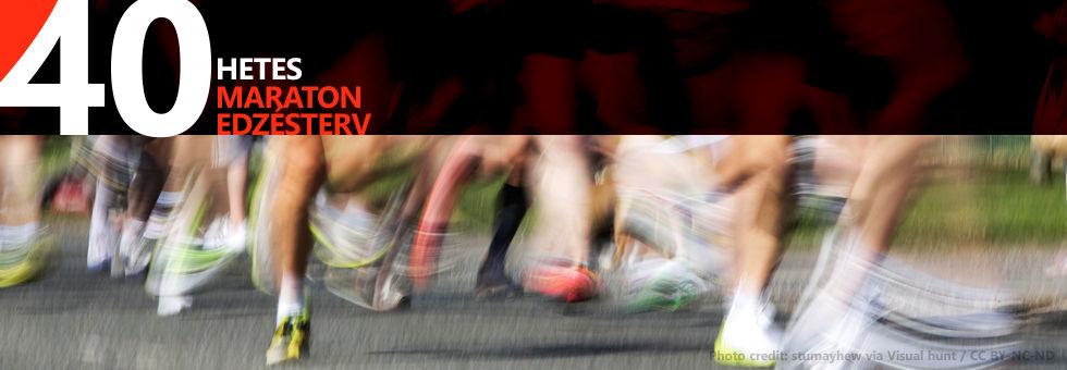 Újévi fogadalom: lefutom a maratont!