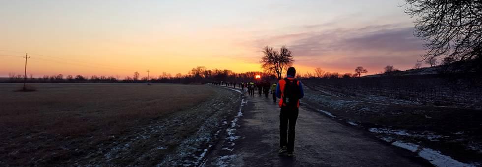 24 órás extrém túráztunk Burgenlandban