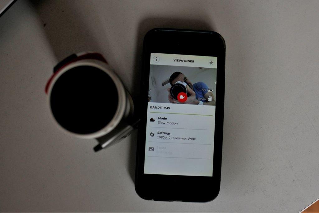 Bandit App - TomTom Bandit Action Cam