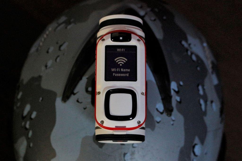 Wifi - TomTom Bandit Action Cam