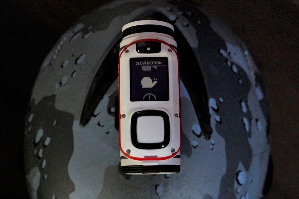 Üzemódválasztó - TomTom Bandit Action Cam