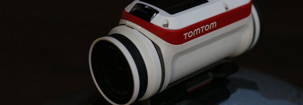 TomTom Bandit Action Cam teszt