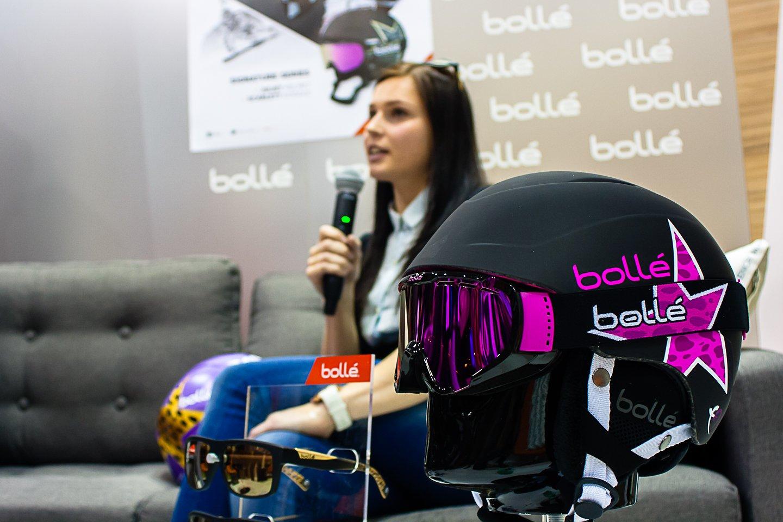 Az Anna közreműködésével, kimondottan juniorok számára tervezett B-Lieve nevű sisak