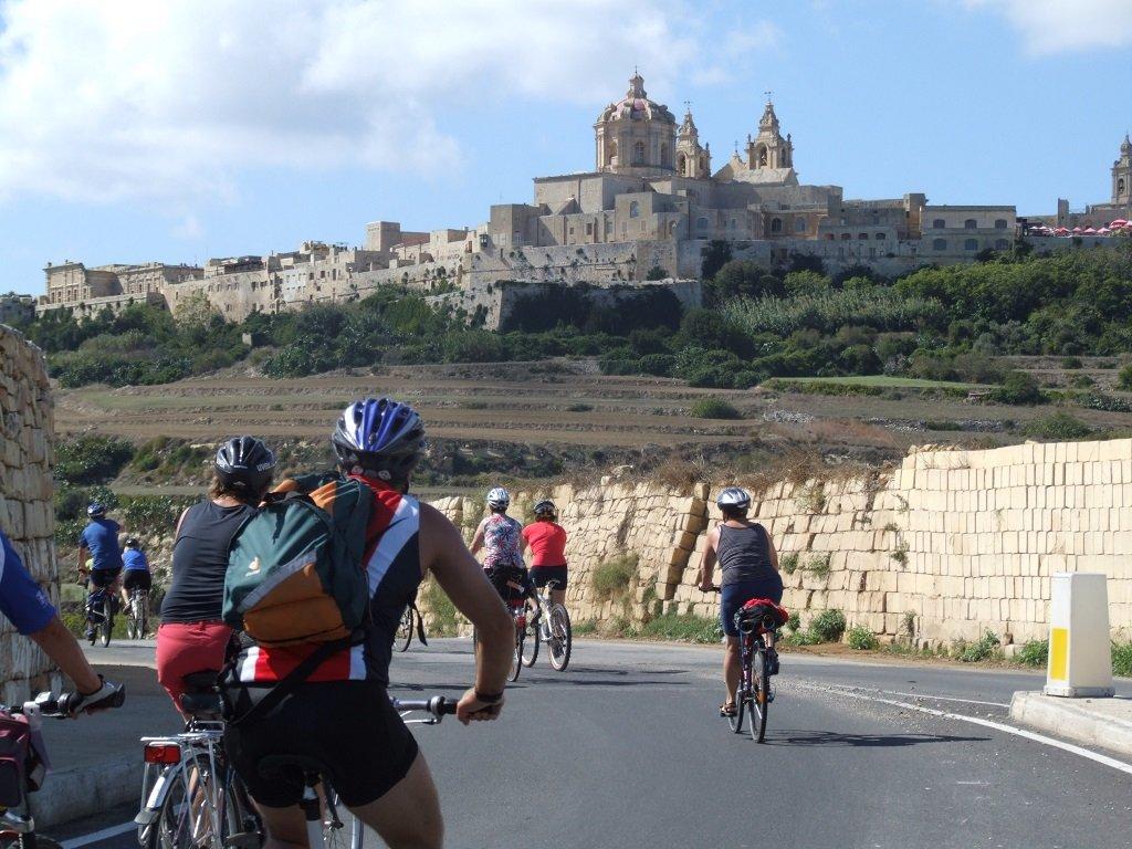 Málta Kerékpár Túra