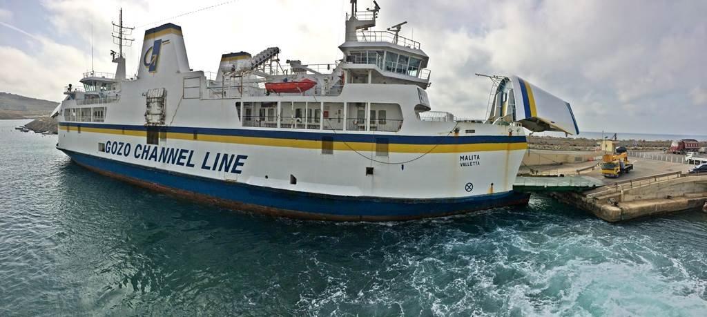 Gozo Channel Line - Málta és Gozo szigete 20 perc hajózásra van egymástól