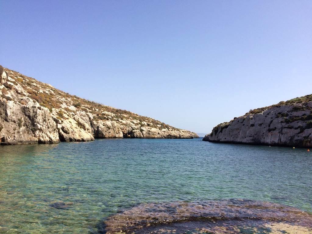 Mgarr ix-Xini Bay
