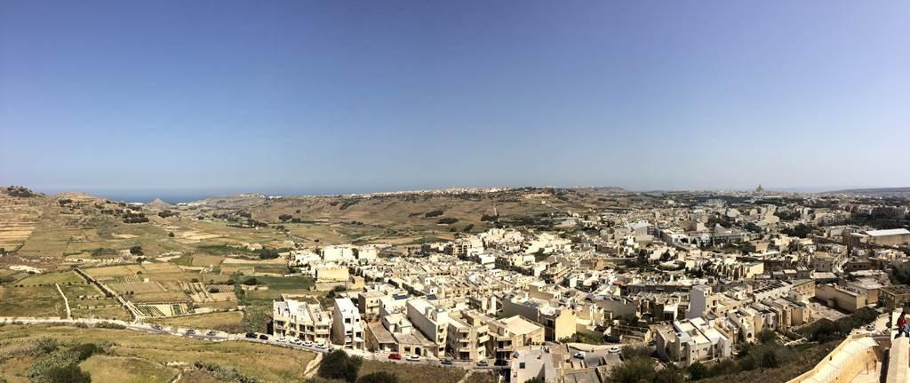 Kilátás a Citadelláról