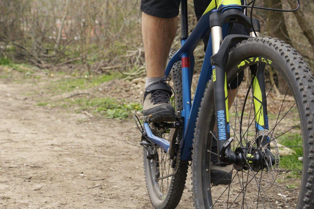 Shimano XM7 kerékpáros túra cipő