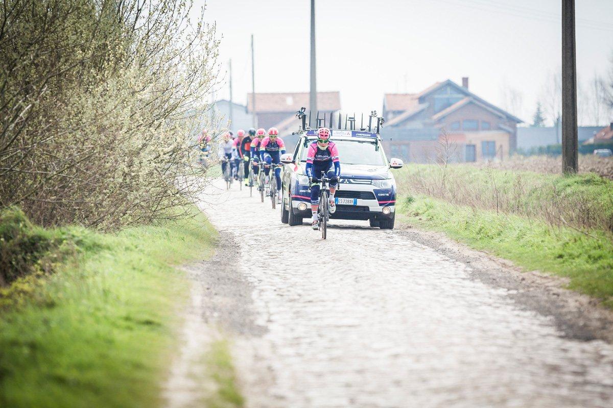 Párizs-Roubaix bejárás