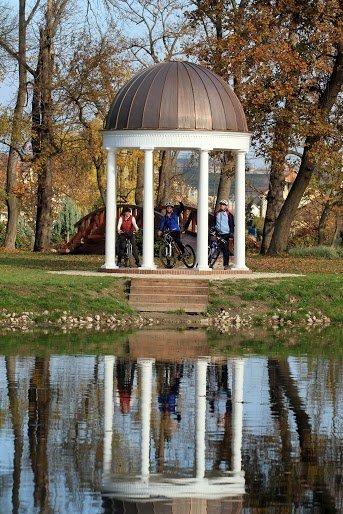 Fehérvárcsurgó, Károlyi kastélypark