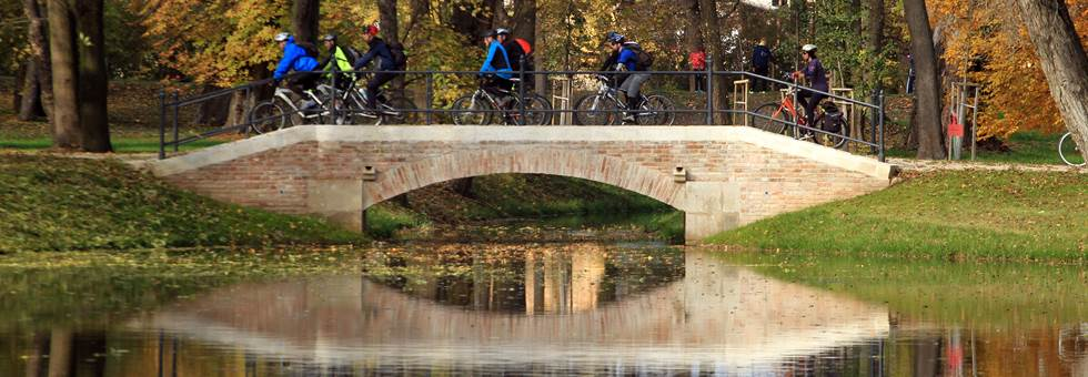 Összetekerünk! - Új kerékpáros útvonalak