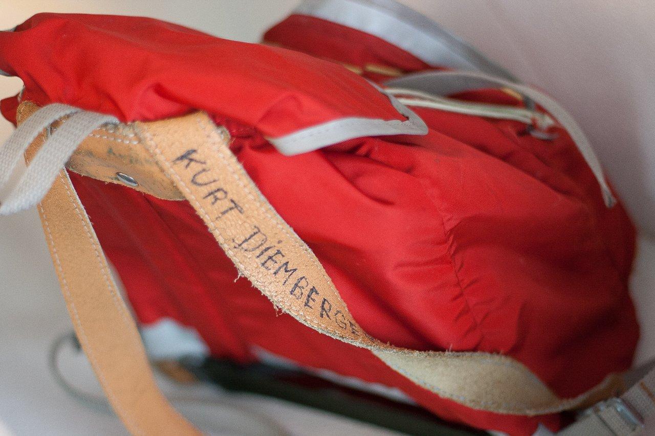 A hátizsák, amelyről csak annyit mondott: Nagyon öreg