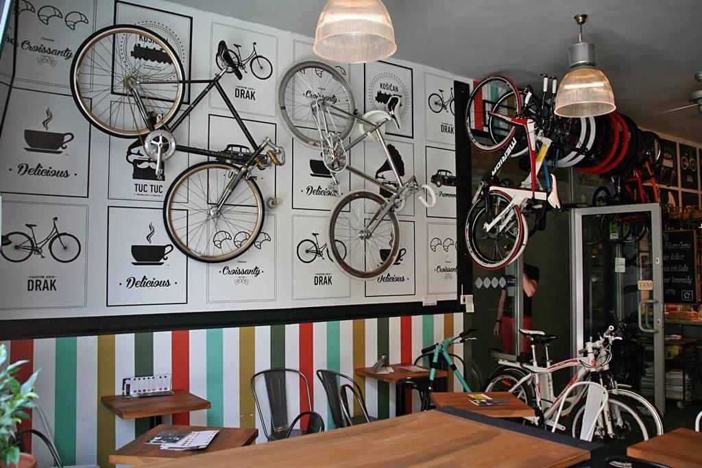 A Retro Bicykel belülről