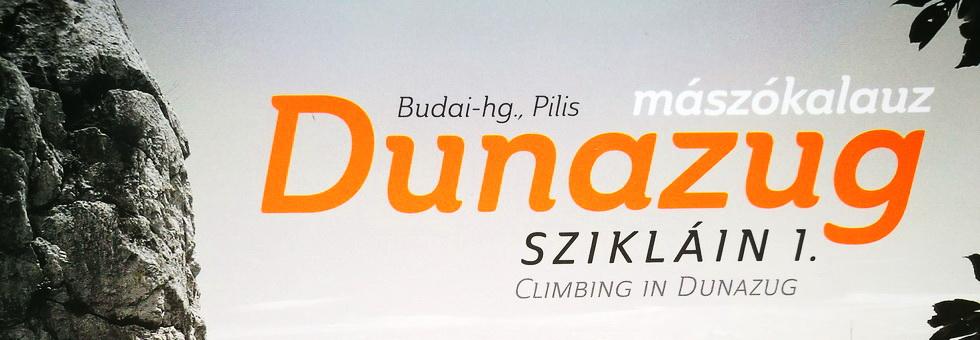 Igényes mászókalauz készült Magyarország szikláiról