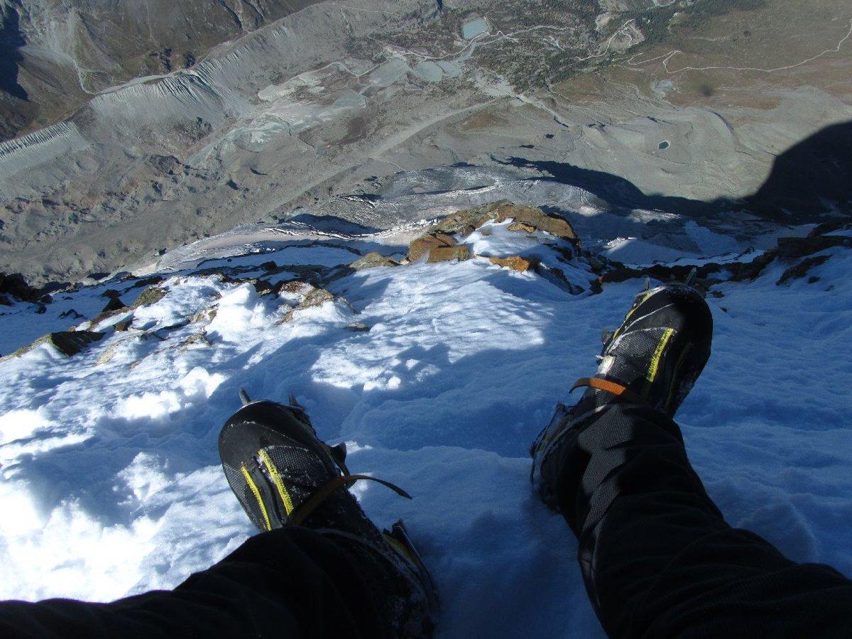 Talpunk alatt fütyül a szél (Matterhorn)