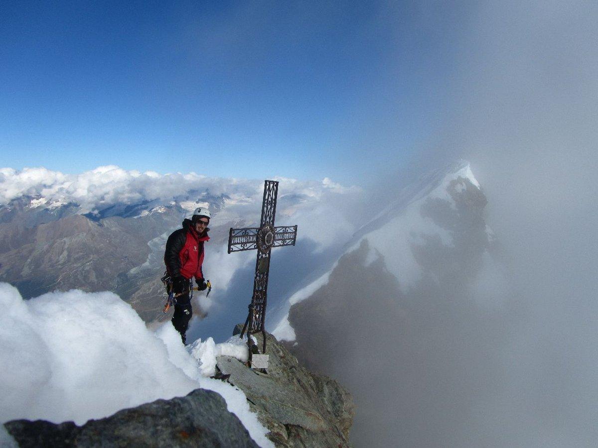 A Matterhorn csúcskeresztje