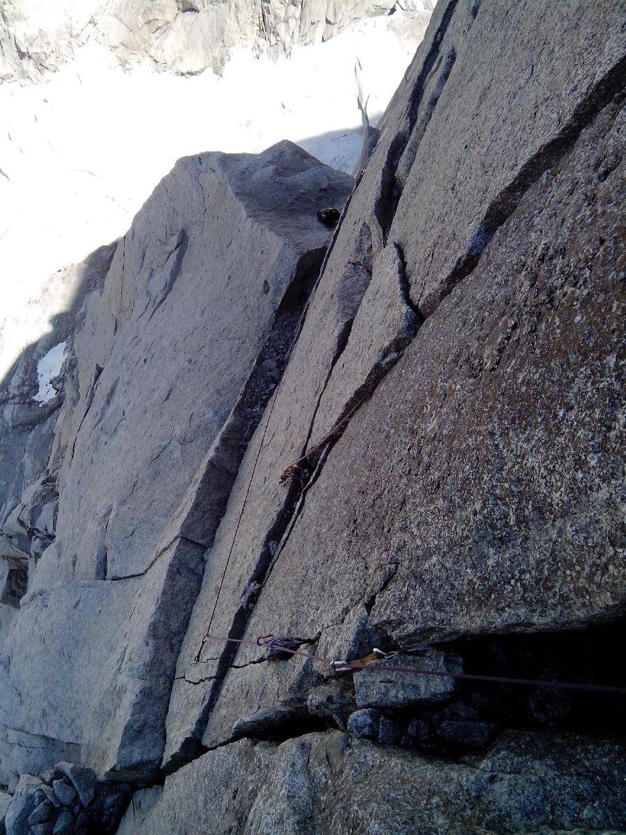 A Dru északi falában
