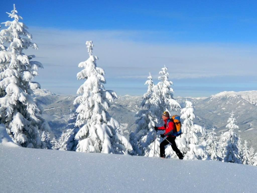 Túrasí túra a Fischbachi Alpokban