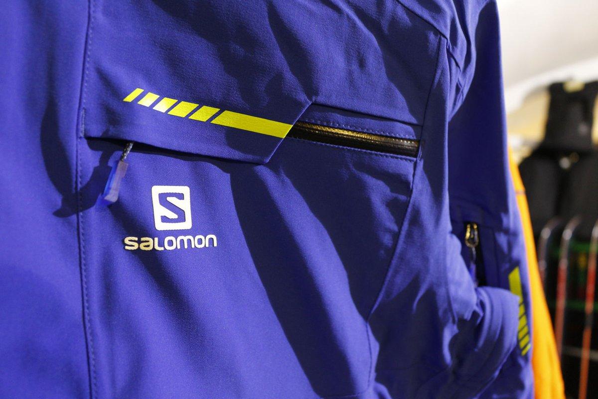 Vadonatúj Salomon Center