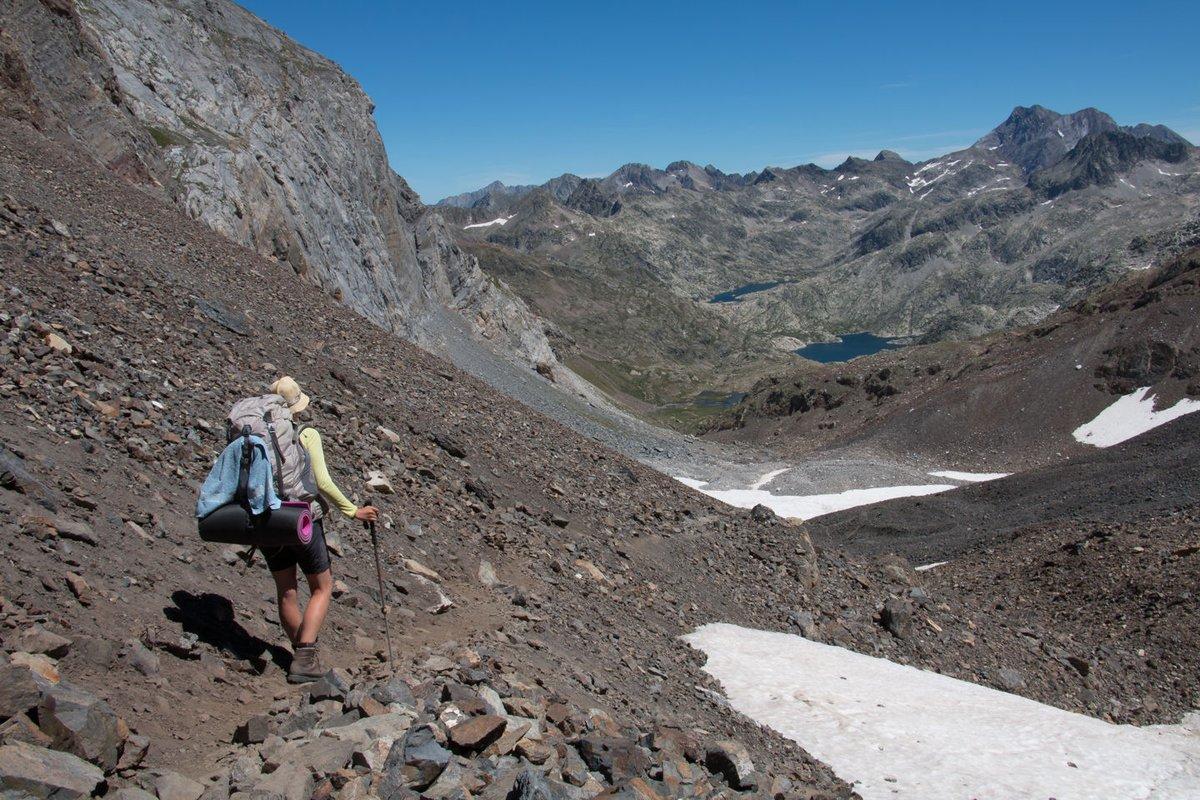 Transzpireneusok Trekking