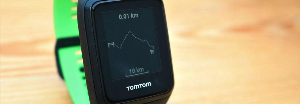 TomTom Runner 3 teszt