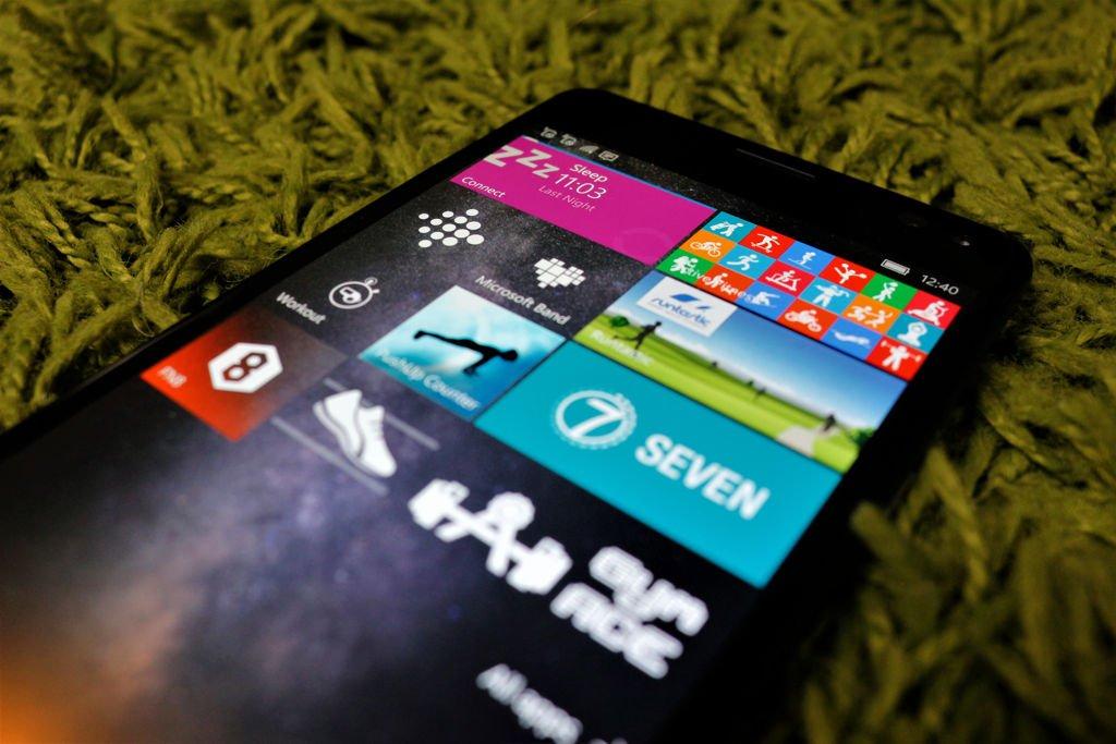 Sportos appok Windows Phone okostelefonokra